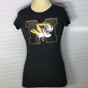 Women's Victoria's Secret PINK Mizzou Tigers Black